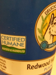 I was wondering about what this label means...glad my fast prodded me to find out more!